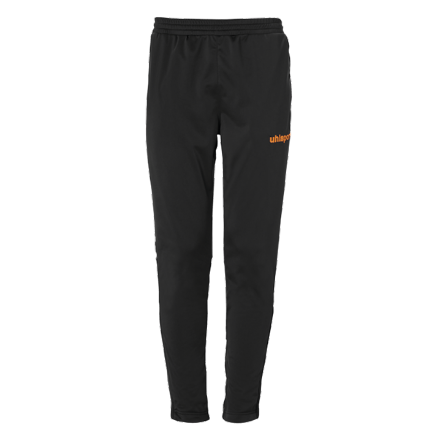 Score Track Pants Black / Fluo Orange